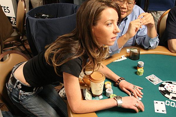 Bayanlar Poker Gecesi